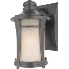 Harmony Small 1 Light Outdoor Wall Lantern