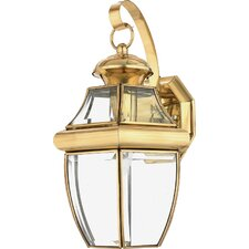 <strong>Quoizel</strong> Newbury 1 Light Outdoor Wall Lantern