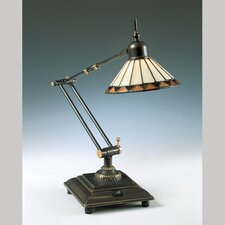 Pueblo Tiffany Table Lamp