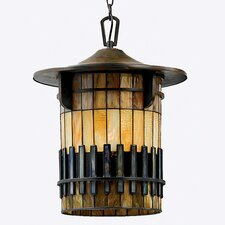 Autumn Ridge 1 Light Large Outdoor Hanging Lantern