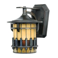 Autumn Ridge 1 Light Outdoor Wall Lantern
