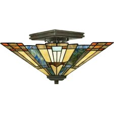 Inglenook Semi- Semi Flush Mount
