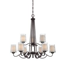 Adonis 9 Light Chandelier