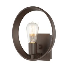 Uptown Theater Row 1 Light Wall Sconce