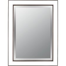 Vetreo Make Your Own Mirror in Medici Bronze