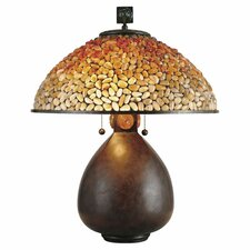 Pomez Tiffany Table Lamp
