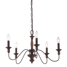 Holbrook 5 Light Chandelier
