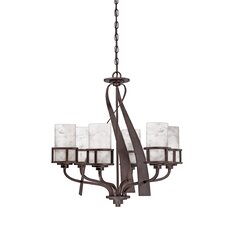 <strong>Quoizel</strong> Kyle 6 Light Chandelier