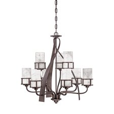 <strong>Quoizel</strong> Kyle 9 Light Chandelier
