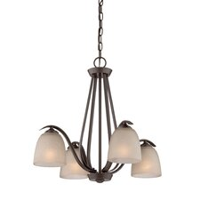 Radcliff 4 Light Chandelier