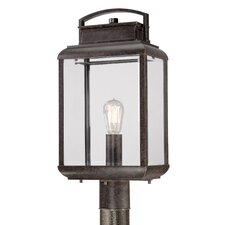 Byron 1 Light Outdoor Post Lantern