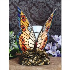 <strong>Quoizel</strong> Tiffany Butterfly Table Lamp
