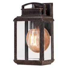 Byron 1 Light Outdoor Wall Lantern