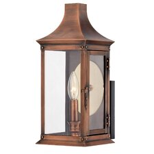 Salem 1 Light Outdoor Wall Lantern