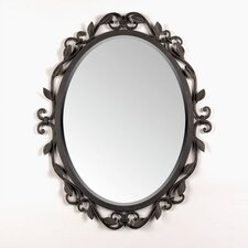 "30"" Englewood Wall Mirror in Imperial Bronze"