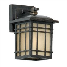 <strong>Quoizel</strong> Hillcrest Extra Small 1 Light Outdoor Wall Lantern