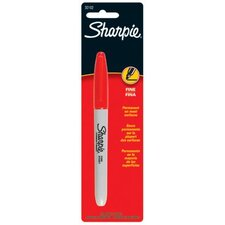 Sharpie - Sharpie Fine Point Permanent Markers Sharpie Red Fine Tip Marker: 586-30102Pp - sharpie red fine tip marker