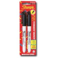 Sharpie Fine Black Permanent Marker