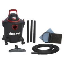 5 Gallon 2 Peak HP Wet / Dry Vacuum