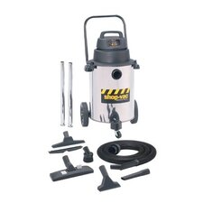 Industrial Super Quiet 6.5 Peak HP Wet / Dry Vacuums