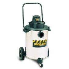 10 Gal S/S 2.0HP  Wet/Dry Vacuum