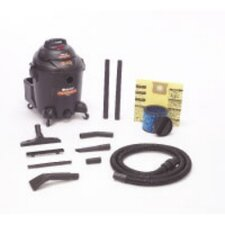 12 Gallon 6.5 HP Wet/Dry Utility Vacuum