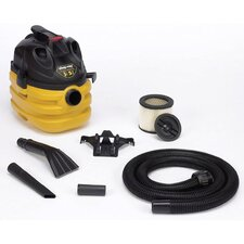 5 Gallon 5.5 HP Wet / Dry Vacuum