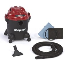 <strong>Shop-Vac</strong> 5 Gallon Wet/Dry Vacuum  594-04-00