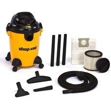 6 Gallon 9 HP Ultra Plus Wet/Dry Shop-Vac® 965-06-00