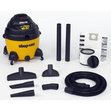 16 Gallon 6 HP Wet/Dry Shop-Vac®