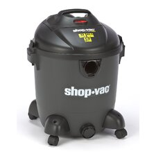 12 Gallon 5.0 Peak HP QSP Quiet Deluxe Wet / Dry Vacuum