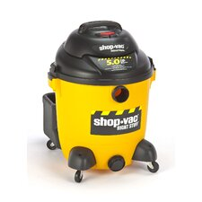 12 Gallon 5.0 Peak HP Right Stuff Wet / Dry Vacuum
