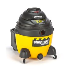 16 Gallon 6.25 Peak HP Right Stuff Wet / Dry Vacuum