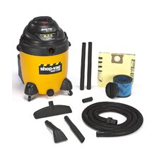 22 Gallon 6.5 Peak HP Right Stuff Wet / Dry Vacuum