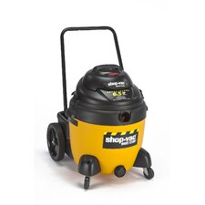 18 Gallon 6.5 Peak HP Right Stuff with Cart Wet / Dry Vacuum