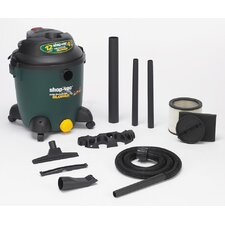 12 Gallon 4.5 Peak HP Detachable Blower Wet / Dry Vacuum