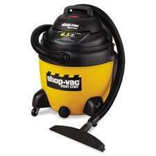 18 Gallons 6.5 HP Industrial Wet / Dry Vacuum