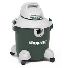 Quiet Plus Series 8 Gallon Wet / Dry Vacuum