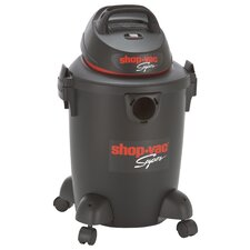 6 Gallon 3 HP Wet / Dry Vacuum