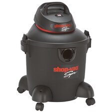 8 Gallon 4 HP Wet / Dry Vacuum