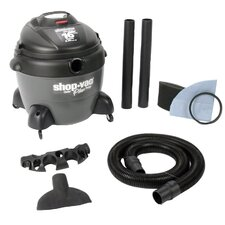4 Gallon 4.5 HP Wet / Dry Vacuum