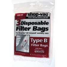 <strong>Shop-Vac</strong> All Around Disposable Collection Filter Bags