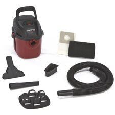 1 Gallon 1 HP Wet / Dry Vacuum