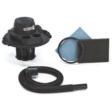 6.5 Amp Wet or Dry Vacuum Head Power Lid Kit