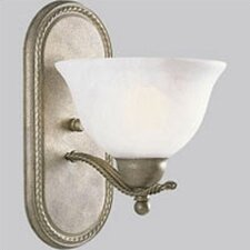 <strong>Progress Lighting</strong> Avalon Wall Sconce in Brushed Nickel