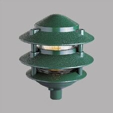 Aluminum Pagoda Path Light