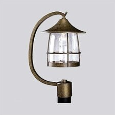 Prairie 1 Light Post Lantern