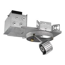 "6"" 70w HID Pro-Optic Recessed Housing"