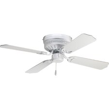 "<strong>Progress Lighting</strong> 42"" AirPro 4 Blade Ceiling Fan"