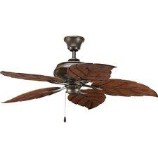 "52"" AirPro 5 Blade Indoor / Outdoor Ceiling Fan"
